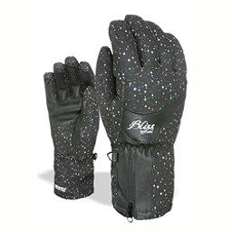 Level Bliss Emerald Womens Gloves, Pk Rainbow, 256
