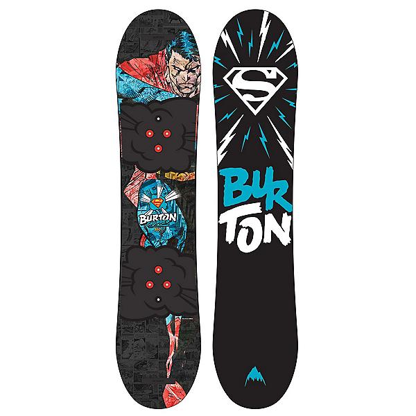 Burton Chopper LTD DC Comics Boys Snowboard 2018, Superman, 600