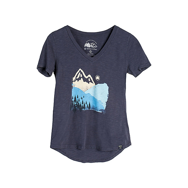 United By Blue Mountain Ink Womens Shirt, , 600