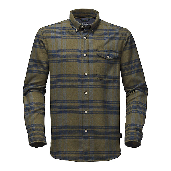 The North Face Long Sleeve ThermoCore Mens Shirt, , 600