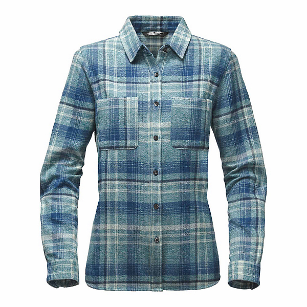 The North Face Willow Creek L/S Flannel Shirt, , 600