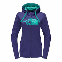 The North Face Fave Half Dome Full-Zip Womens Hoodie, , 256
