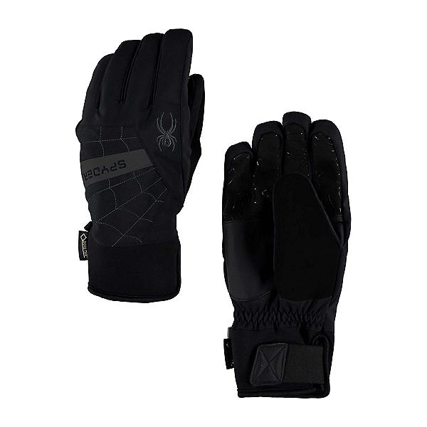 Spyder Underweb GORE-TEX Gloves, Black-Polar, 600