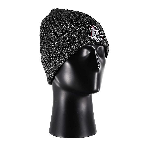 Spyder Populous Hat, Black-Polar-Limestone, 600