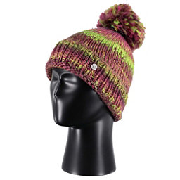Spyder Twisty Kids Hat, Raspberry-Amaranth-Bryte Yello, 256