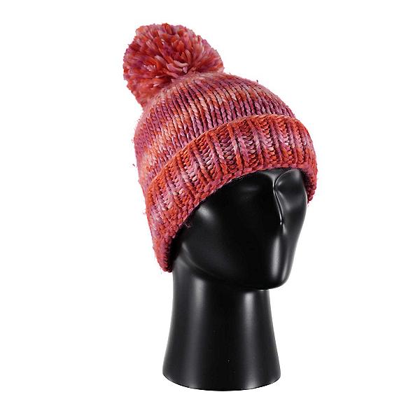 Spyder Bitsy Twisty Toddlers Hat, Burst-White-Raspberry, 600