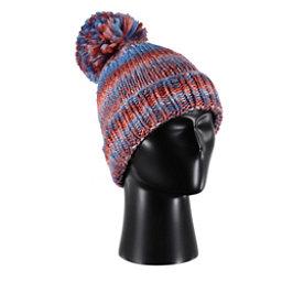 Spyder Bitsy Twisty Toddlers Hat, White-Raspberry-Iris, 256