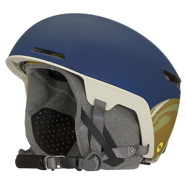 Smith Code MIPS Helmet, Matte Navy Camo, 600