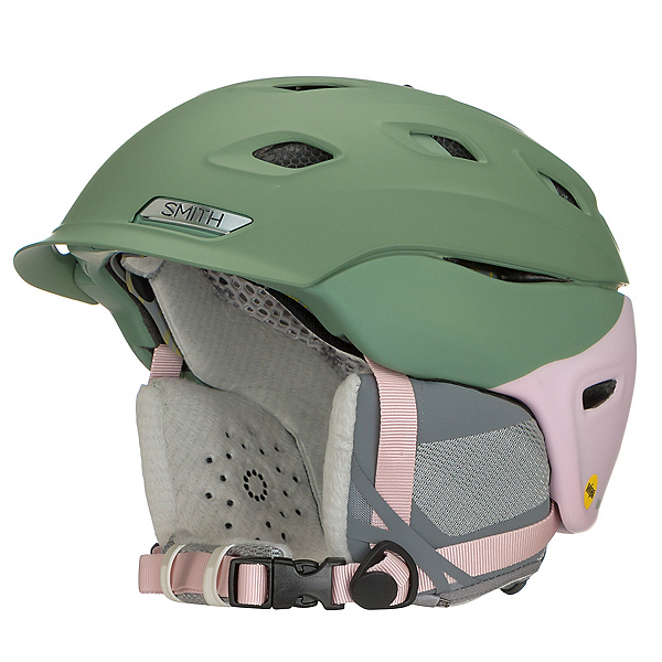 Smith Vantage MIPS W Womens Helmet 2018, Matte Dusty Pink Patina, 600