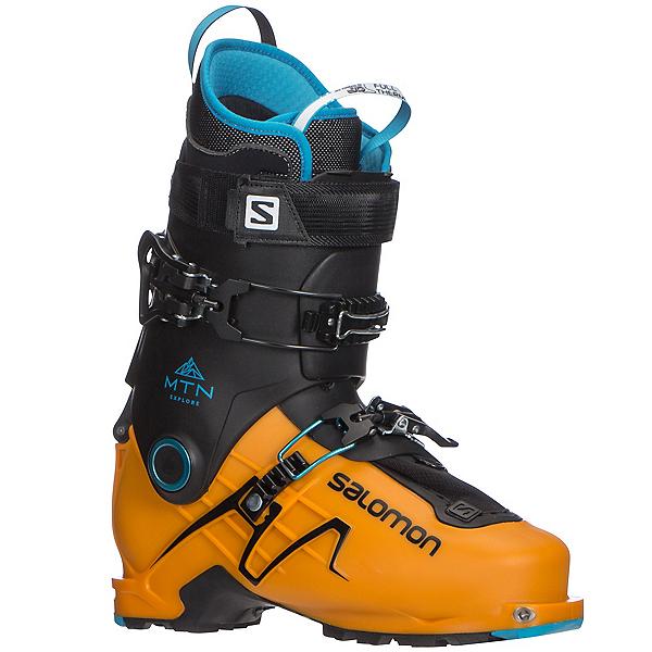 Salomon MTN Explore Alpine Touring Boots, Safran-Black, 600