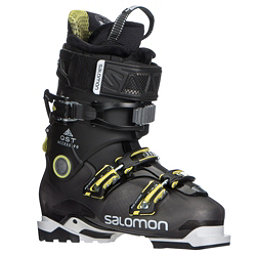 Salomon QST Access 90 Ski Boots 2018, Anthracite Translucent-Black-A, 256