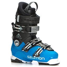Salomon QST Access 70 T Kids Ski Boots, Indigo Blue-Black, 256
