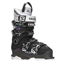 Salomon X-Pro X80 CS W Womens Ski Boots 2018, Black-Anthracite-White, 256