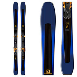 Salomon XDR 84 Ti Skis with Warden MNC 13 Bindings 2019, , 256