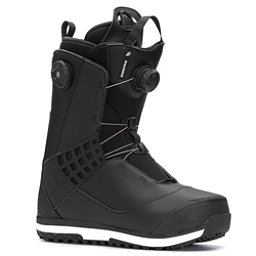 Salomon Dialogue Focus Boa Snowboard Boots 2018, Black, 256