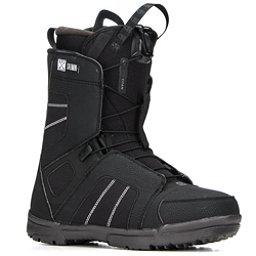 Salomon Titan Snowboard Boots 2018, Black, 256