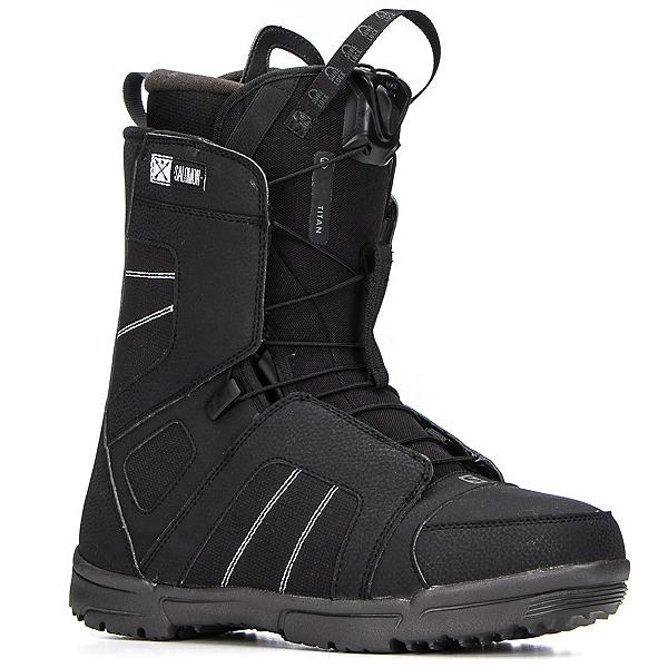 Salomon Titan Snowboard Boots 2018, Black, 600