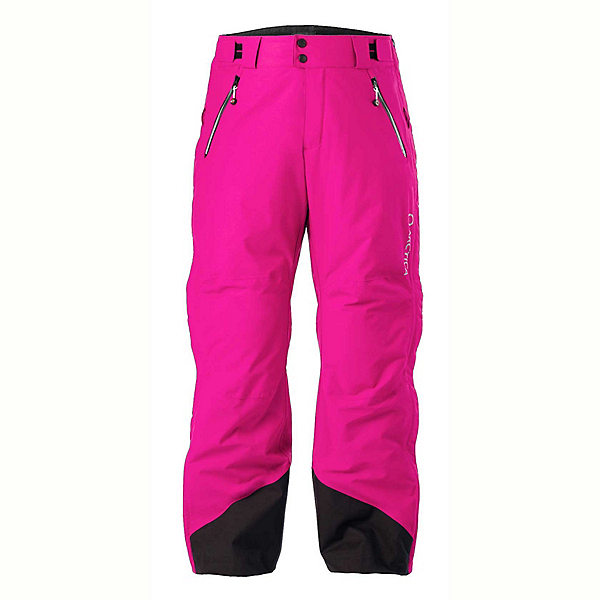 Arctica Youth Side Zip 2.0 Kids Ski Pants, Hot Pink, 600