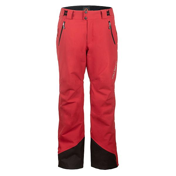 Arctica Side Zip 2.0 Unisex Ski Pants, Deep Red, 600