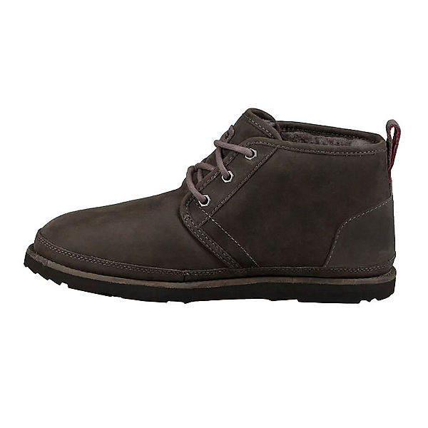UGG Neumel Waterproof Mens Casual Shoes, Charcoal, 600