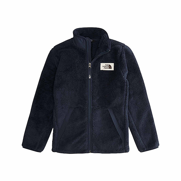 The North Face Campshire Full Zip Boys Jacket, Urban Navy, 600