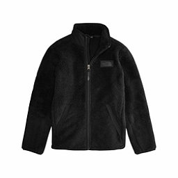 The North Face Campshire Full Zip Boys Jacket, TNF Black, 256