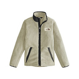 The North Face Campshire Full Zip Boys Jacket, Granite Bluff Tan, 256