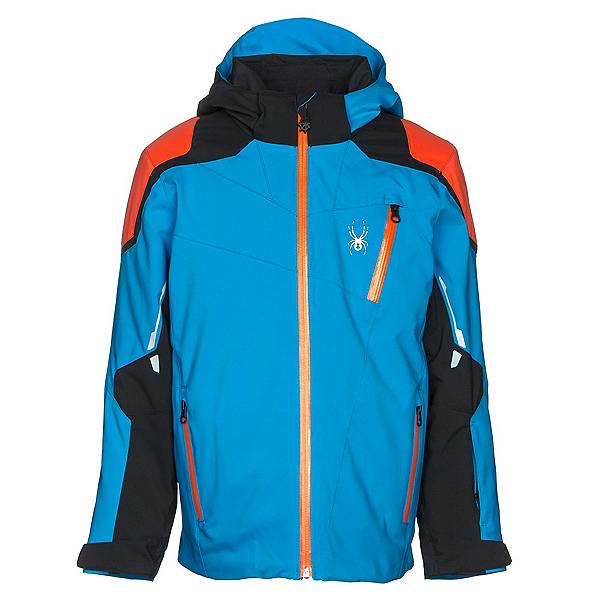 Spyder Speed Boys Ski Jacket, , 600