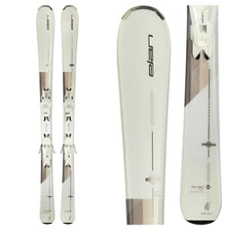 Elan Delight Style Womens Skis with ELW 9.0 Bindings 2018, , 256