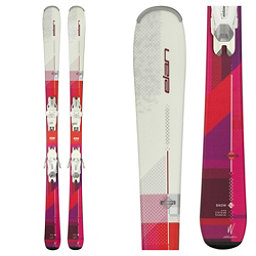 Elan Snow Womens Skis with EL 7.5 Bindings 2018, , 256