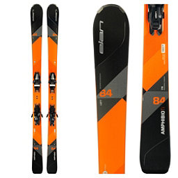Elan Amphibio 84 Ti Skis with ELS 11.0 Bindings 2018, , 256