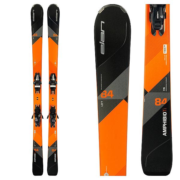Elan Amphibio 84 Ti Skis with ELS 11.0 Bindings, , 600