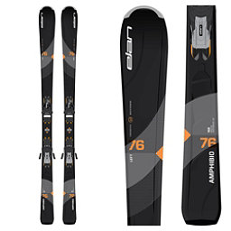 Elan Amphibio 76 Skis with EL 11.0 Bindings 2018, , 256
