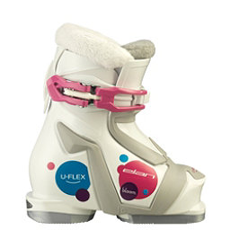 Elan Bloom 1 Girls Ski Boots 2018, , 256