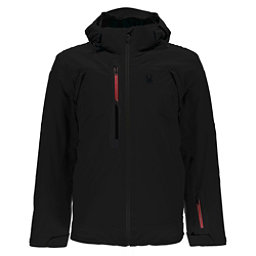 Spyder Alyeska Mens Insulated Ski Jacket, Black, 256