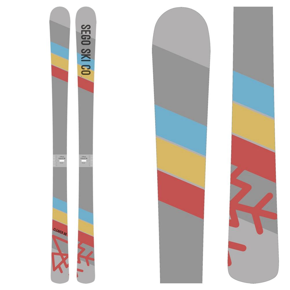SEGO Skis Cleaver 88 Skis
