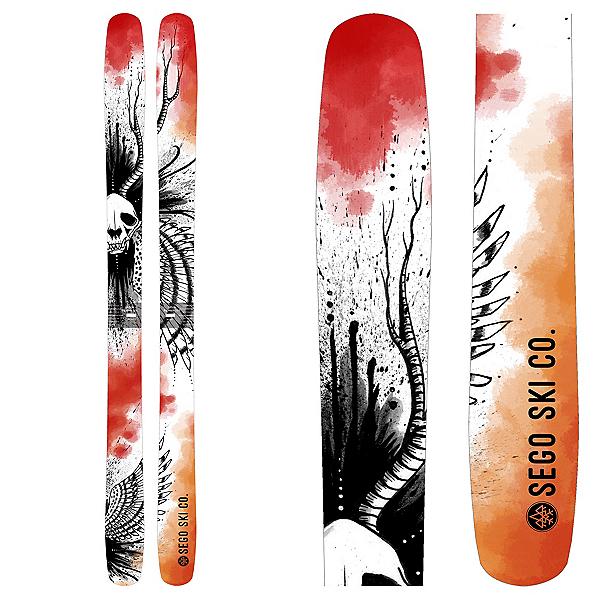 SEGO Skis Big Horn 106 Skis 2018, , 600