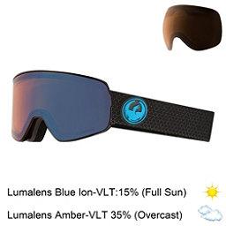 Dragon NFX2 Goggles 2018, Split-Lumalens Blue Ion + Bonus Lens, 256