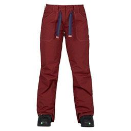 Burton Veazie Womens Snowboard Pants, Sparrow, 256