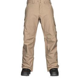 Burton Cargo Mens Snowboard Pants, Kelp, 256