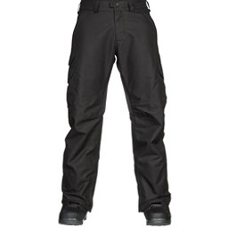 Burton Cargo Mens Snowboard Pants, True Black, 256