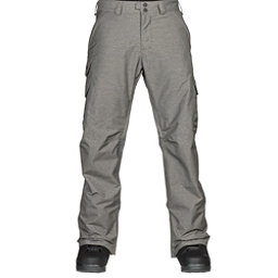 Burton Cargo Mens Snowboard Pants, Shade Heather, 256