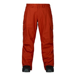 Burton Cargo Mens Snowboard Pants, Clay, 256