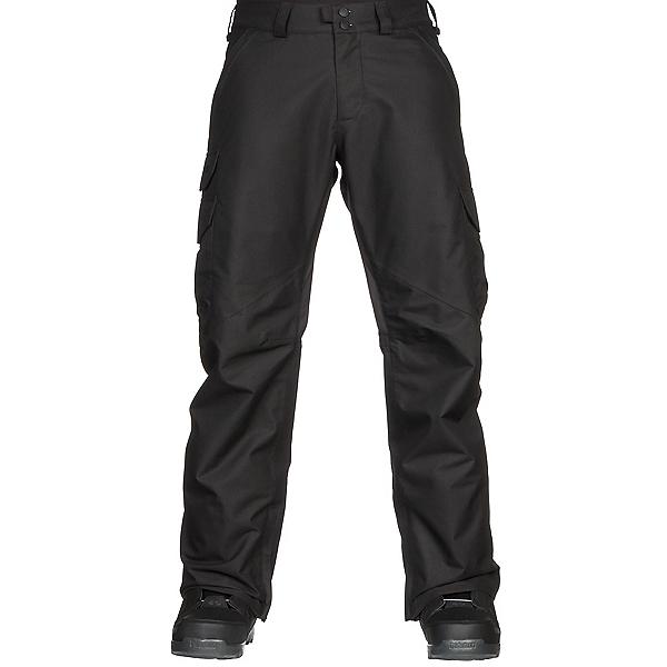Burton Cargo Mens Snowboard Pants, True Black, 600