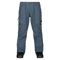Burton Southside Slim Fit Mens Snowboard Pants, La Sky, 256
