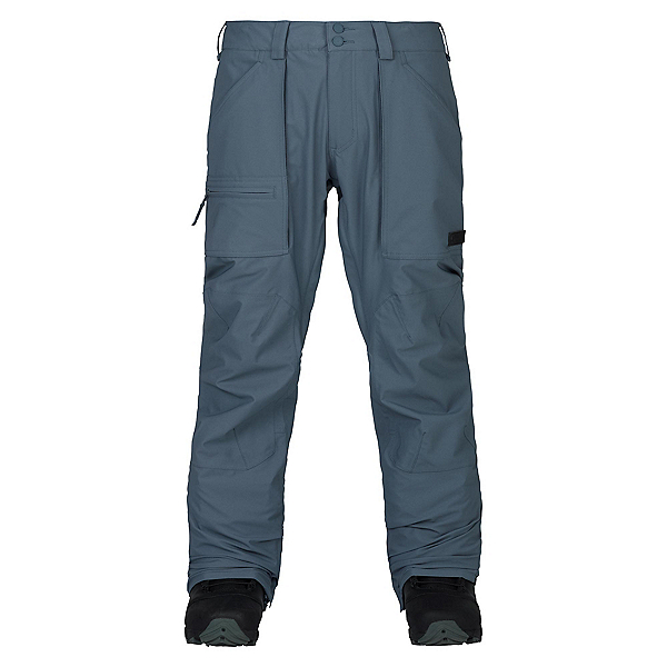 Burton Southside Slim Fit Mens Snowboard Pants, La Sky, 600