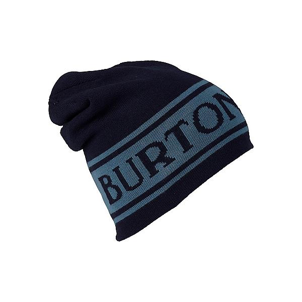 Burton Billboard Slouch Beanie Hat, Mood Indigo-La Sky, 600