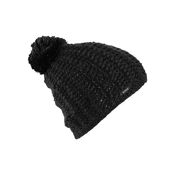 Burton Guess Again Beanie Womens Hat, True Black, 600