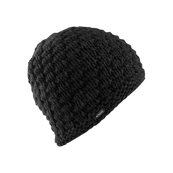 Burton Big Bertha Womens Hat, True Black, 600