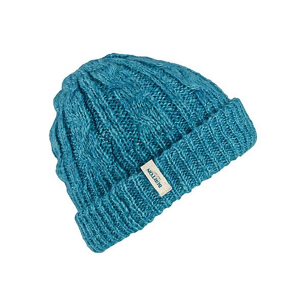 Burton Bone Cobra Beanie Womens Hat, Larkspur-Jaded, 600